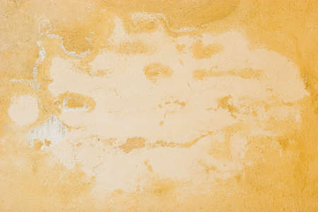 Old yellow cracked abstract grunge background.  Find more in my portfolio photo
