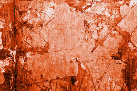 dungy: Grunge background taken from the old scratched wall. Bloody version. Very sharp image