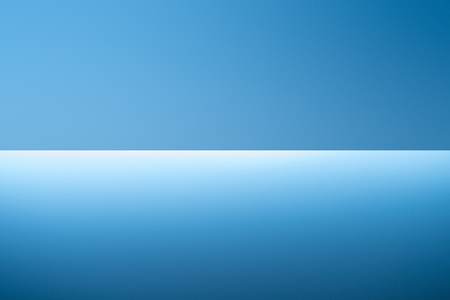 Abstract blue background with gradient Imagens