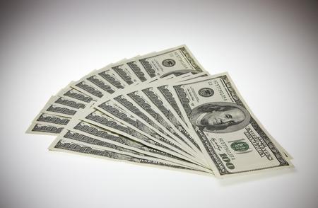 money , US dollar bills Zdjęcie Seryjne