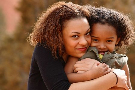 Mother & Child Stock Photo - 1511575
