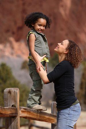 Mother & Child photo
