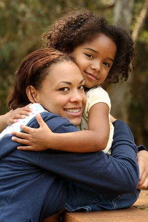 Mother & Child Stock Photo - 1551705