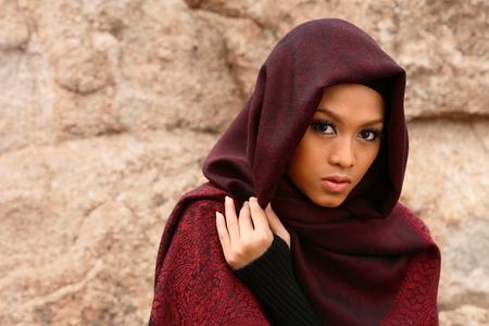 hijab: Muslim Girl