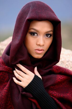Muslim Girl Stock Photo - 1576748