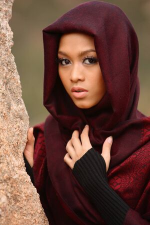 Muslim Girl Stock Photo - 1576747