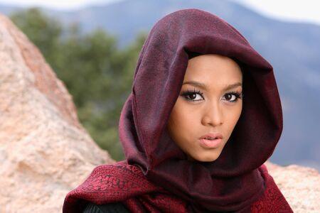 Muslim Girl Stock Photo - 1576743