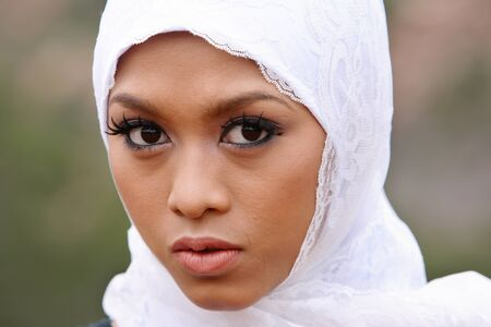 Muslim Girl Stock Photo - 1576729