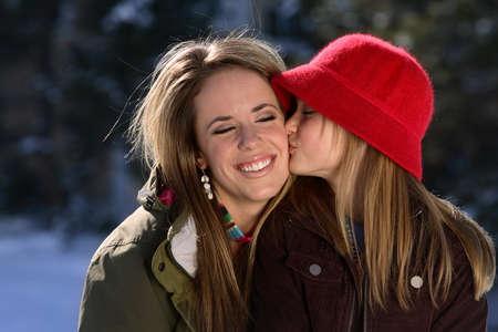 Kiss photo