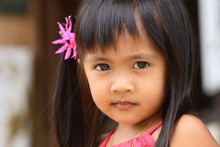asian angel: Child
