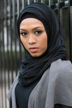indonesian woman: Muslim Girl