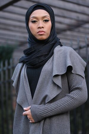 Muslim Girl Stock Photo - 2005501