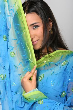 Indian Girl Stock Photo - 2336680