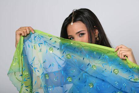 Indian Girl Stock Photo - 2336671