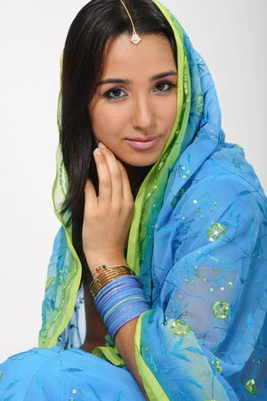 Indian Girl Stock Photo - 2336677