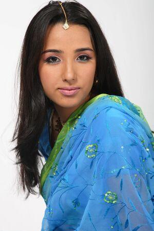 Indian Girl Stock Photo - 2336669