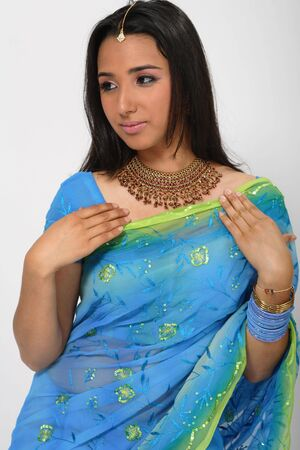 Indian Girl Stock Photo - 2336672