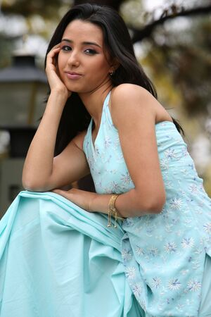 Indian Girl Stock Photo - 2336668
