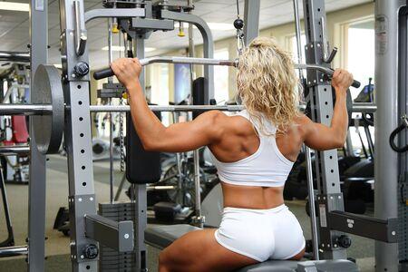 culturista: Mujeres bodybuilder