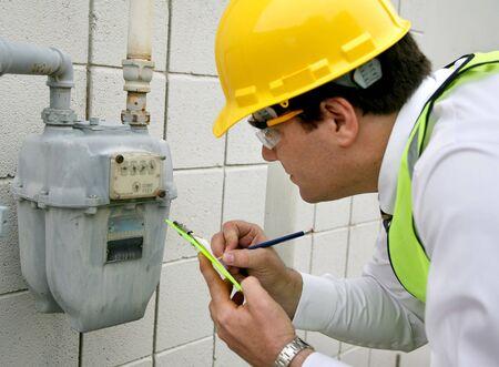 Utility werknemer