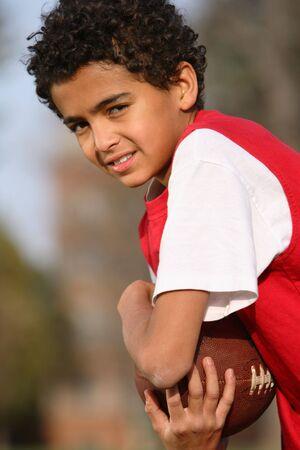 African American Boy photo