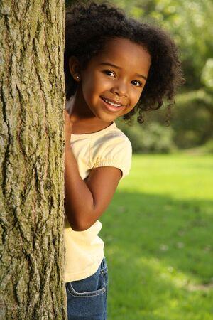 아프리카 어린이