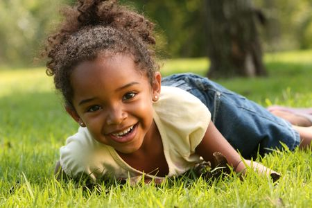아프리카 계 미국인 어린이