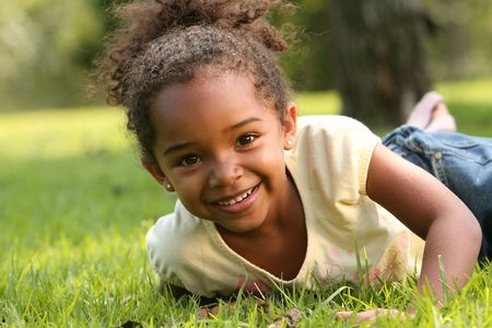 African American Child