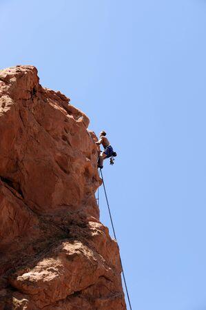 Rock Climber  photo