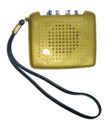 transistor: Vintage vieille radio � transistor