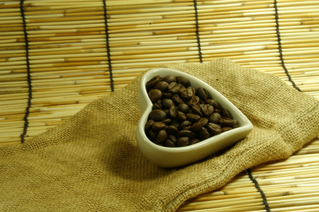 Coffee beans  photo