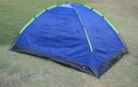 Tent camping  in Garden