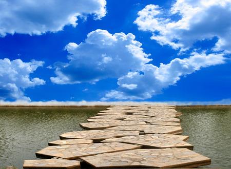 clound: blue sky and clound