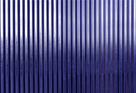 corrugated metal: Corrugated metal texture surface or galvanize steel background Stock Photo