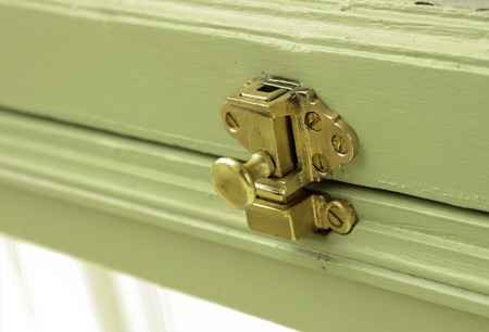 hasp: Brass Hasp Door Vintage Old Retro