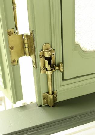 Brass Hasp Door uitstekende Oude Retro