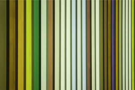 steel texture: Background texture of colorful fence from corrugated metal surface