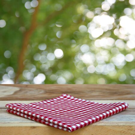 food absorption: tablecloth for food serving background