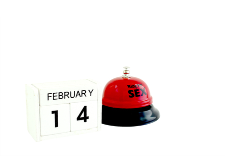 concept 14 february day for sex