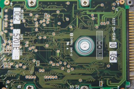 circuit board back side Harddrive