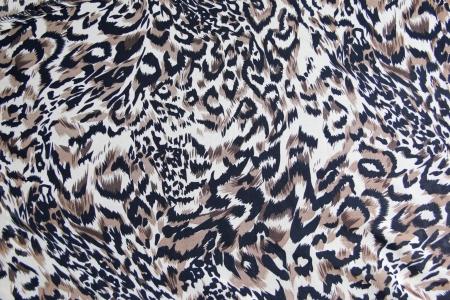 impresion de los animales: fondo con el modelo de la piel del leopardo