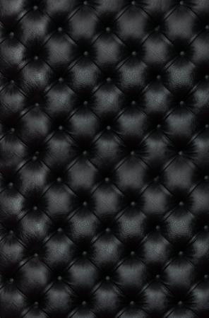 cuir: image de fond d'�cran en cuir noir v�ritable Banque d'images