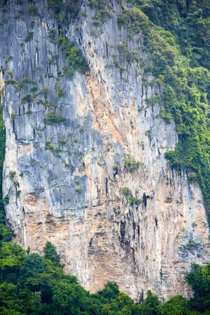 Cliffs at Phi Phi islands photo