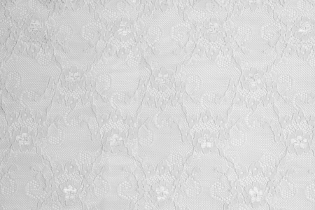 lacework: white lacework line on white background