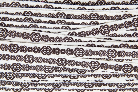 Lace Fabric texture background Stock Photo - 17469110