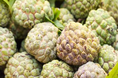 chirimoya: La chirimoya en el fondo de mercado