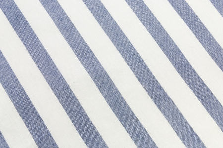 Blue striped tablecloth seamless pattern background Stock Photo