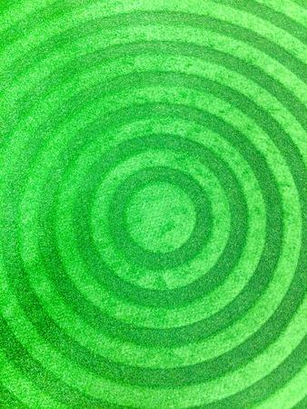 green carpet: Circle line Green carpet background texture