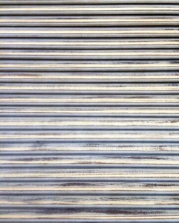 Shutter steel texture background photo