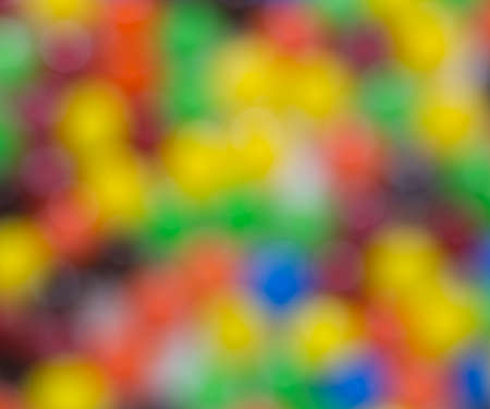 out of focus: Out focus of Candy as Background